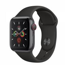 Apple Watch Series LTE 44mm - MWW12 (Space Gray Aluminum Case with Black Sport Band)
