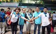 Golden Way hướng dẫn học viên du học Nhật Bản khi đến sân bay Osaka