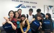 GoldenWay nhận hồ sơ du học Nhật Bản tháng 7 2017