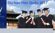Du học Hàn Quốc năm 2017 - 2018 có gì mới ?
