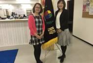 Đại diện Goldenway thăm trường Waseda Tokyo