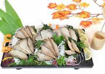 Sashimi Bào Ngư Nhật