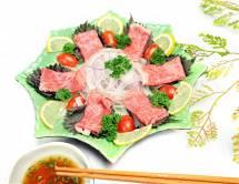 Sashimi Bò Kobe