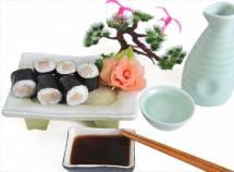 Sushi cuốn cá Ngừ