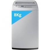Máy giặt lồng đứng Samsung 8Kg màu xám WA80H4000SG/SV
