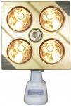 Đèn sưởi Kottmann K4B-G (bóng vàng)