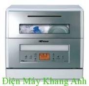 Máy rửa bát đĩa Daiwa DWA-1620S
