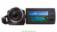 Máy quay HD sử dụng thẻ nhớ HDR-CX405E