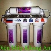 Máy lọc nước cao cấp nano Geyser SB4 (Dùng lọc nước máy, không vỏ, 4 cấp lọc)