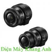 Máy ảnh ống kính E-mount 20.1MP với ống kính SELP1650
