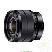 Ống kính E-mount F4 10-18mm