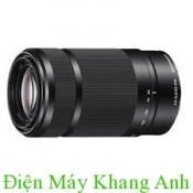 Ống kính Sony zoom 55-210 mm