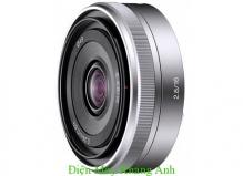 Ống kính Sony góc rộng 16mm SEL16F28