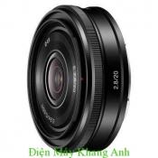 Ống kính góc rộng với tiêu cự cố định 20mm F2.8