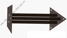 GIá loa tam giác 40cm