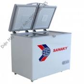 Tủ đông Sanaky VH-225A1 ( 1 ngăn, 2 cánh mở vali)