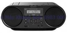 Máy phát nhạc CD, mp3, bắt đài radio có ngõ cắm USB Sony ZS-RS60BT