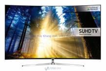 Smart Tivi Samsung 55KS9000 màn hình cong 4K SUHD