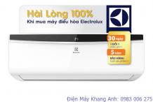ĐIỀU HÒA 1 CHIỀU ELECTROLUX ESM09CRM-A1 - 9.000BTU