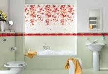 Mẫu thiết kế nội thất phòng tắm nhỏ hẹp