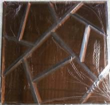 Gạch mosaic trà nứt cao cấp
