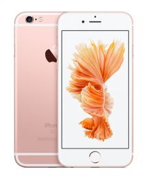 iPhone 6s 128GB Rose