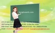 Mua bảng trường học từ xanh chống loá giá rẻ tại tphcm ở đâu?