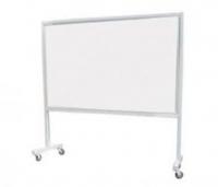 bảng từ di động màu trắng