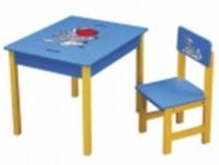 bàn ghế cho trẻ mẫu giáo 01