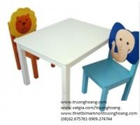 bàn ghế cho trẻ mẫu giáo 07