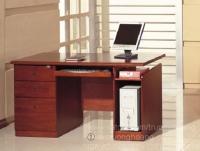 Bàn ghế máy vi tính gỗ tự nhiên 03