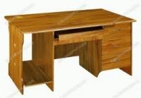 Bàn ghế máy vi tính gỗ tự nhiên 06