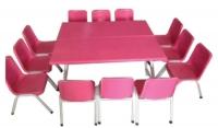 Bán Bàn ghế mầm non composite hcm giá rẻ
