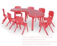 Bàn ghế mầm non nhấp khẩu giá rẻ hcm