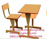 Bàn ghế học sinh điều chình độ cao hcm
