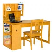 Bán bàn ghế học sinh tiểu học có giá sách