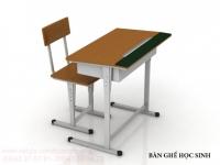 bàn ghế học sinh đa năng