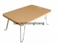 Bàn ghế đa năng gỗ chân sắt hcm