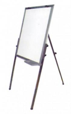 Bán Bảng Flipchart Silicon 3 chân rút khung inox FB-33(KT: 660X1000mm) giá rẻ tại tphcm