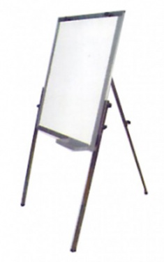 bảng flipchart 3 chân rút 80x120em