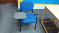 ghế xếp có bàn viết 02
