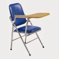 ghế xếp có bàn viết 04