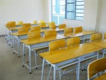 Bán bàn gỗ học sinh cao cấp cho học sinh sinh viên giá  rẻ hcm
