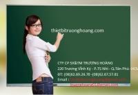 Bảng từ dạy học - bảng từ flipchart - bảng từ giá rẻ tại tphcm
