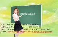 Bảng từ màu trắng,bảng từ chống lóa hàn quốc,bảng từ xanh viết phấn