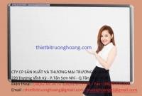 Bảng từ trắng Trương Hoàng - Bảng từ trắng treo tường