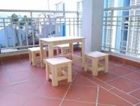 bàn ghế gỗ cà phê đà nẵng
