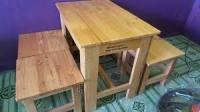giá bàn ghế gỗ cà phê