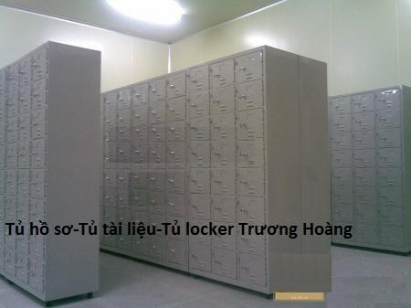 TỦ TÀI LIỆU HỒ SƠ - Tủ sắt - Tủ Hồ Sơ - Két sắt (locker 15 ô)