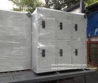 Tủ sắt văn phòng - Tủ sắt đựng hồ sơ tài liệu - Nội thất Trương Hoàng